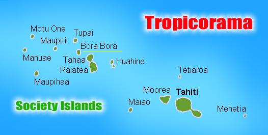 Bora Bora Tropicorama