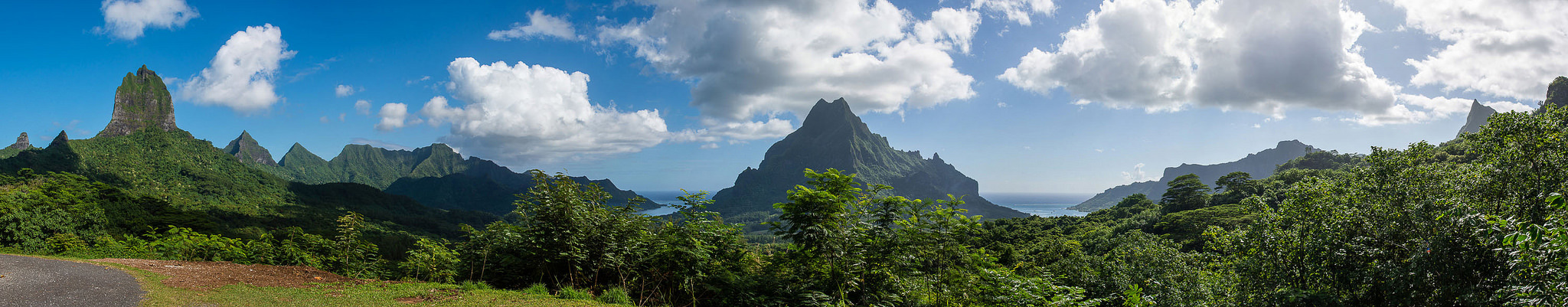 Moorea is considered one of the world's most beautiful islands. Pic: Herve